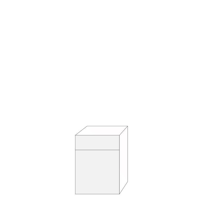 Fanér 60x80 - 2 lådfronter: 20/60