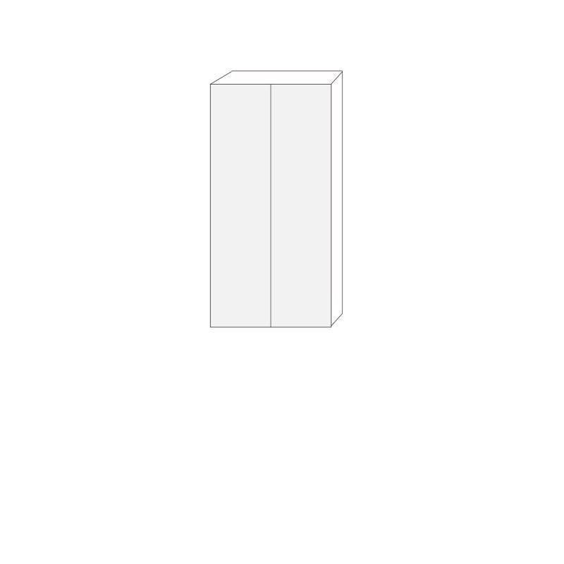 60x120 - 1 luckpar till väggstomme