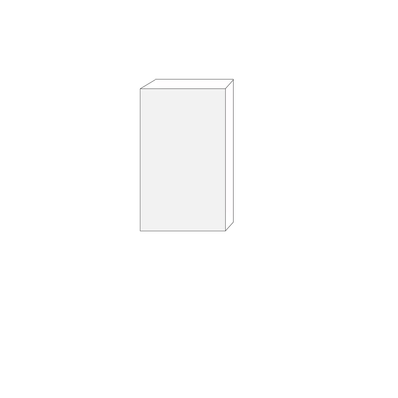 60x120 - 1 lucka vänsterhängd