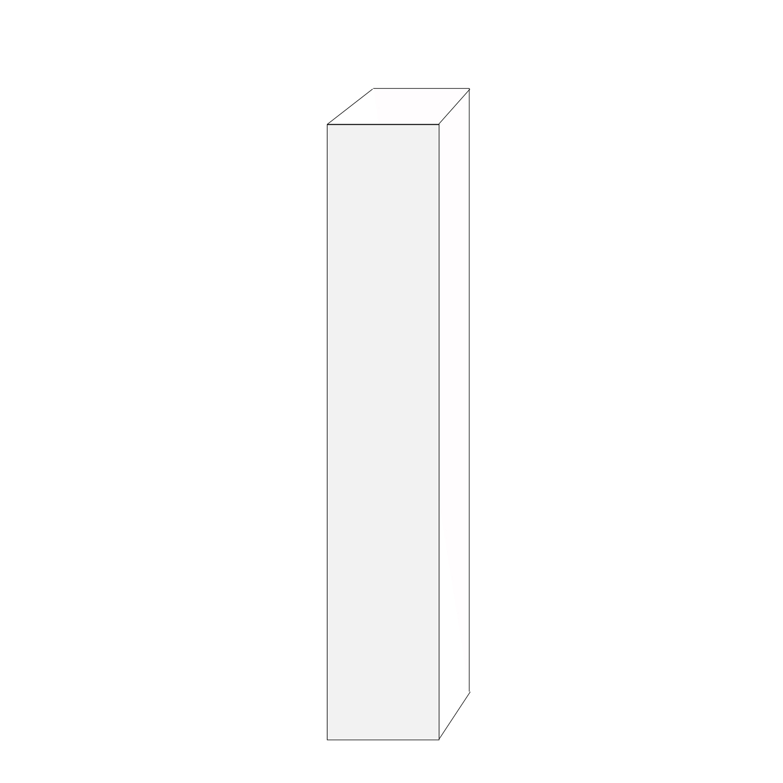 40x220 - 1 lucka vänsterhängd