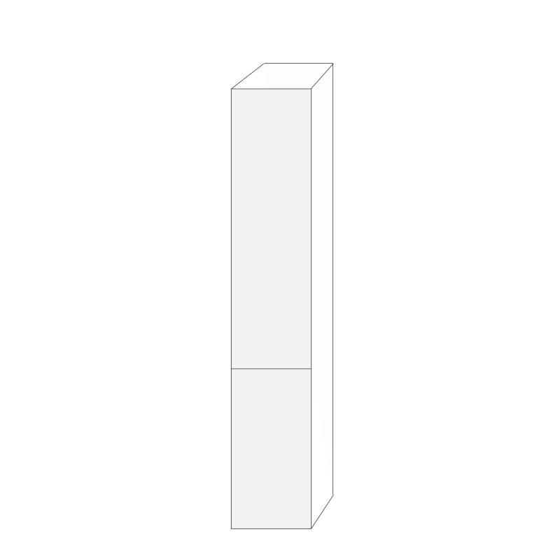 Fanér 40x220 - 2 luckor högerhängda 140/80