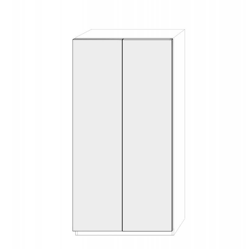 Dörrpar 100cm Pax - fanér