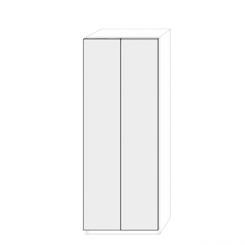 Dörrpar 75cm Pax - fanér