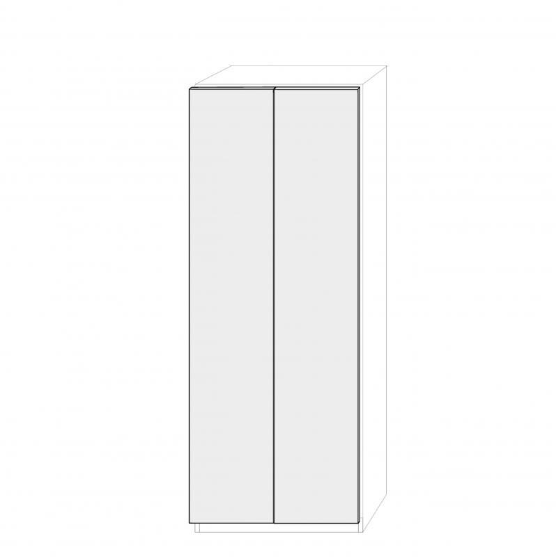 Dörrpar 75cm Pax - släta