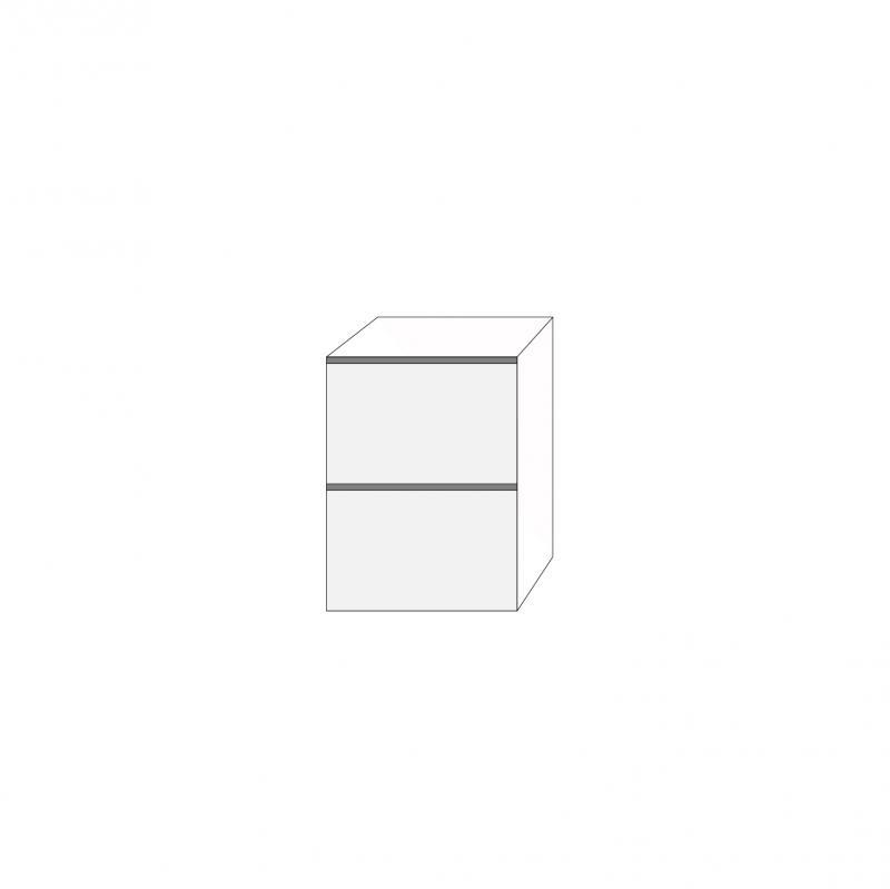 60x80 - 2 fronter för diskmaskin