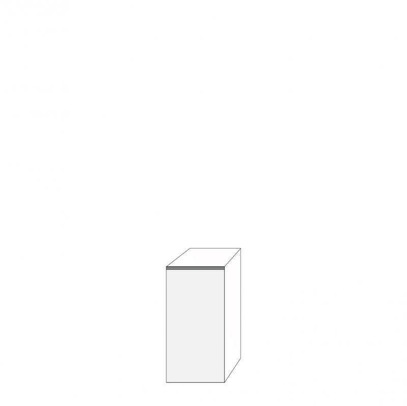 40x80 - 1 lådfront