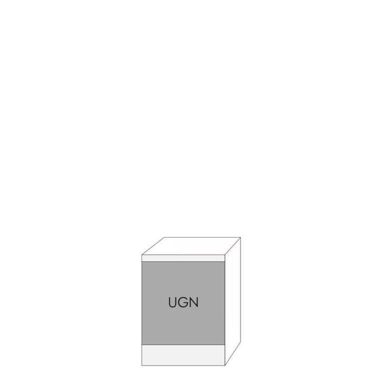 Fanér 60x80 - 2 lådfronter till ugnsskåp: 10/10
