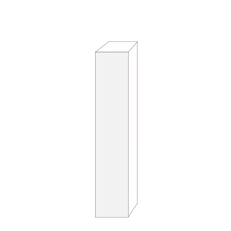 40x200 - 1 lucka vänsterhängd