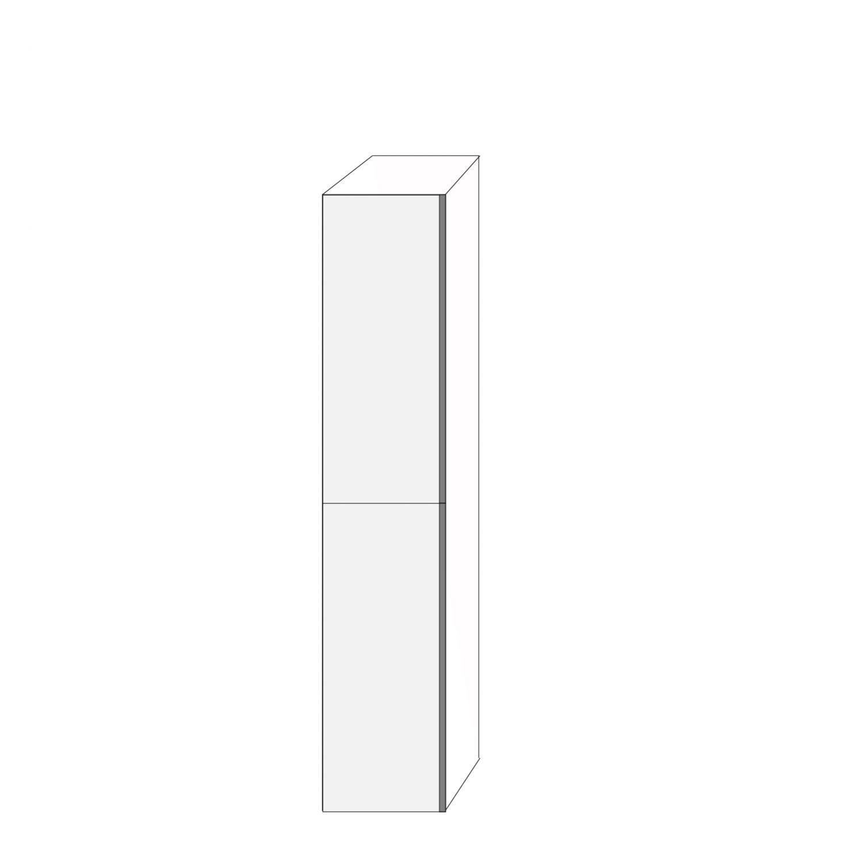 Fanér 40x200 - 2 luckor vänsterhängda 100/100