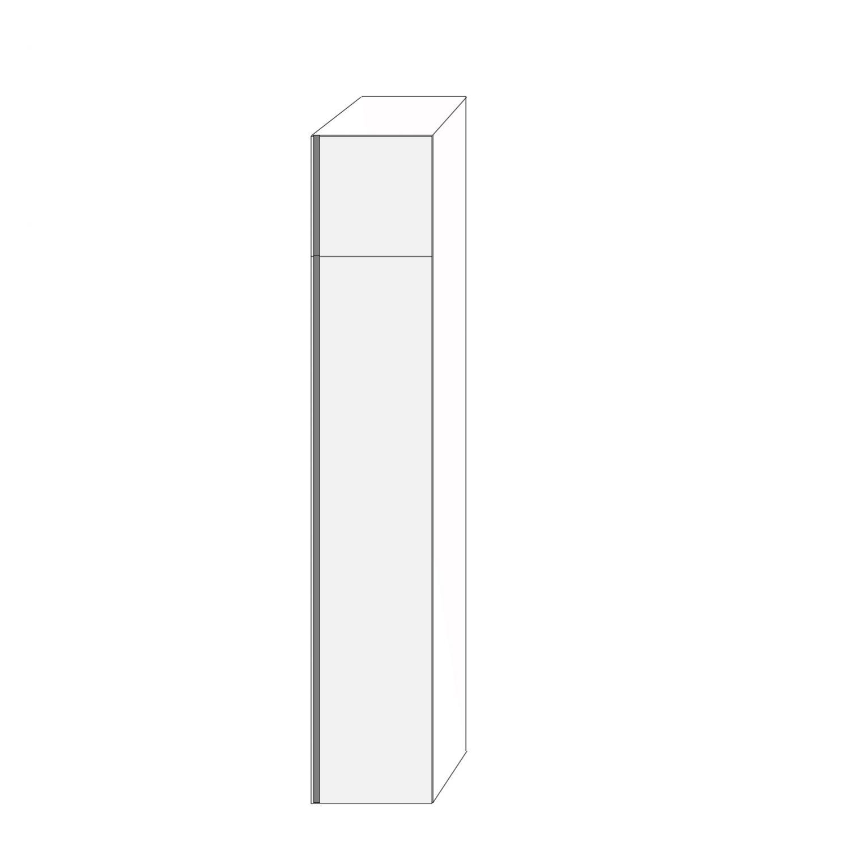 Fanér 40x220 - 2 luckor högerhängda 40/180