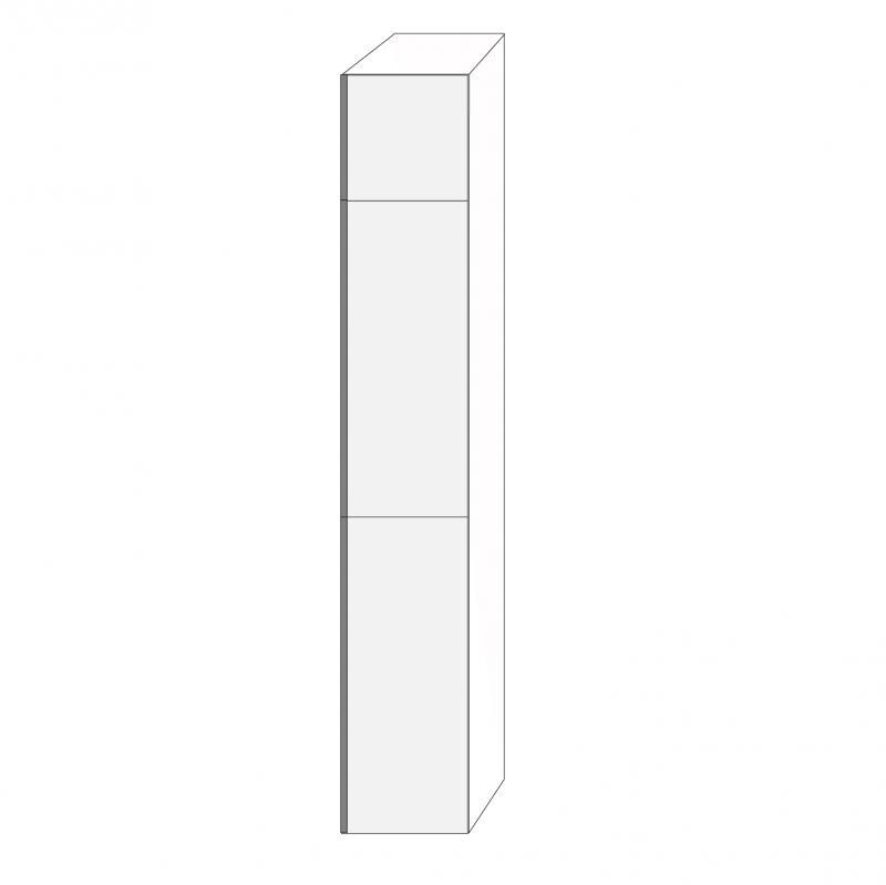 Fanér 40x240 - 3 luckor högerhängda 40/100/100