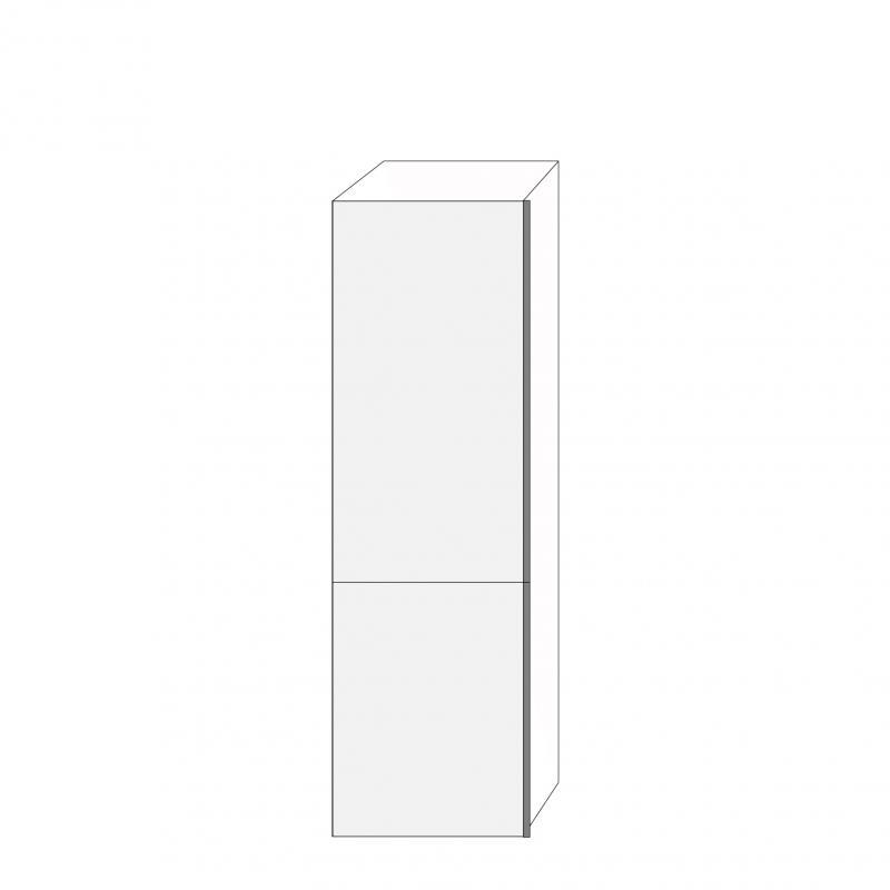Fanér 60x200 - 2 luckor vänsterhängda 120/80
