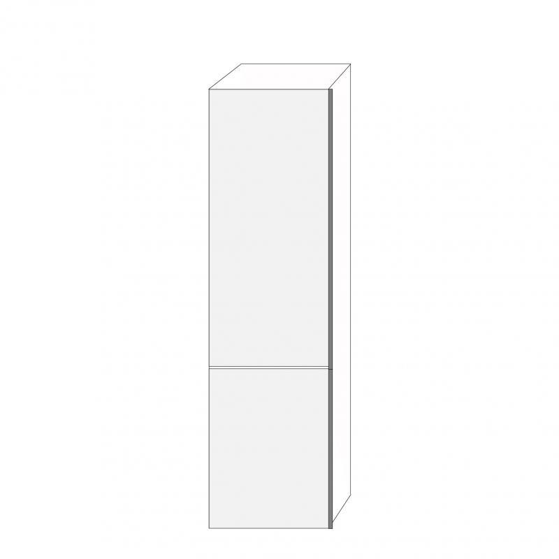 Fanér 60x220 - 2 luckor vänsterhängda 140/80