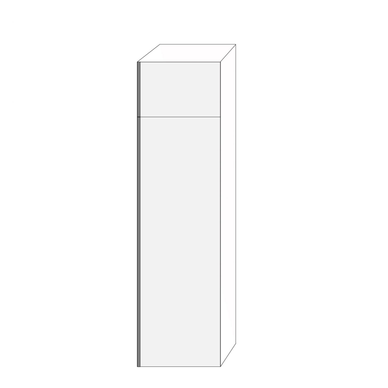 Fanér 60x220 - 2 luckor högerhängda 40/180