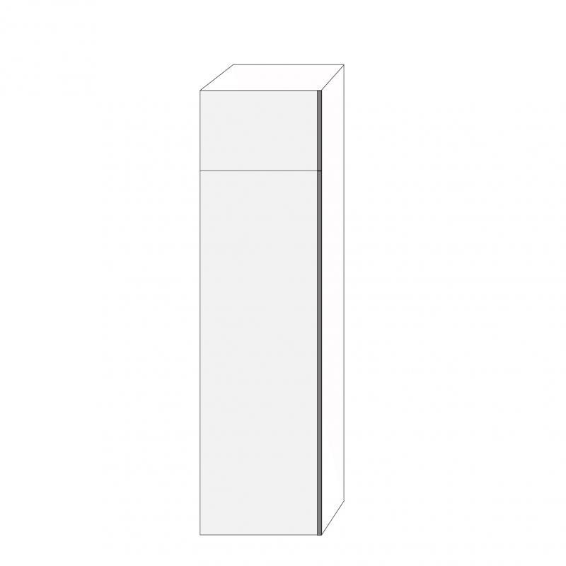 Fanér 60x220 - 2 luckor vänsterhängda 40/180