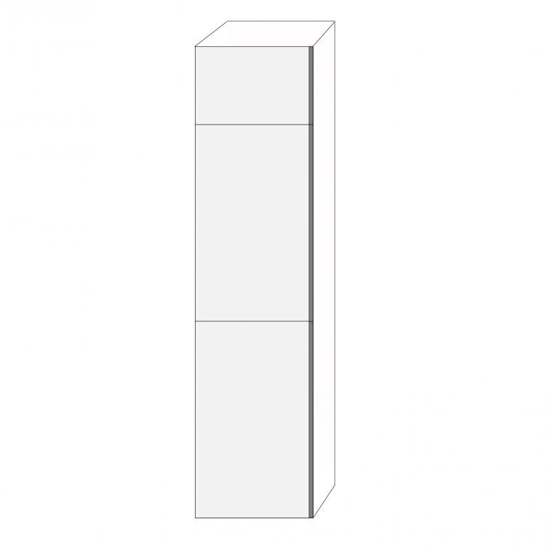 Fanér 60x240 - 3 luckor vänsterhängda 40/100/100