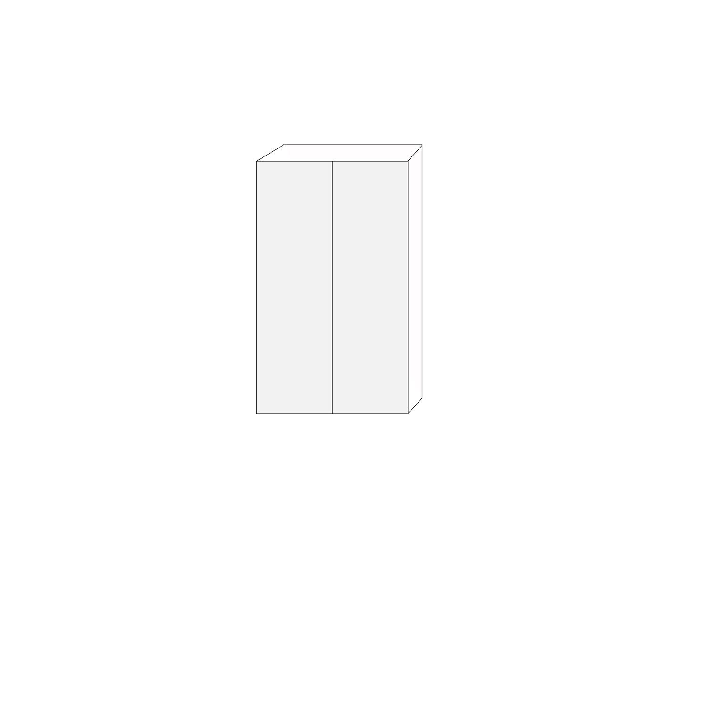 60x100 - 1 luckpar till väggstomme
