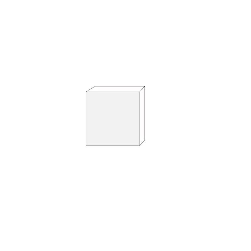 60x60 - 1 lucka högerhängd