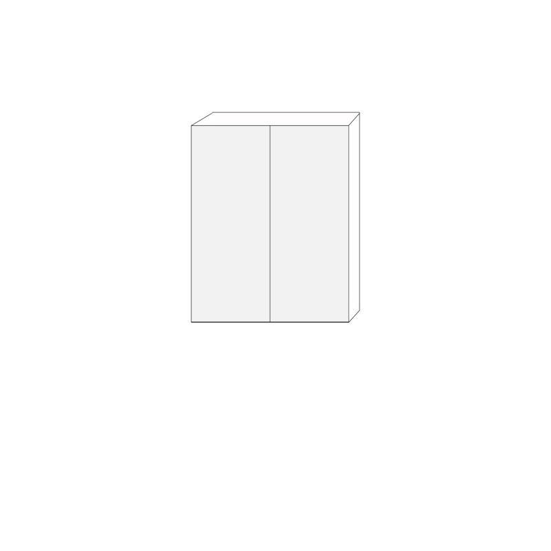 80x100 - 1 luckpar till väggstomme