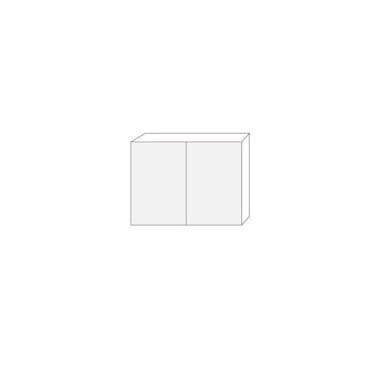 80x60 - 1 luckpar till väggstomme