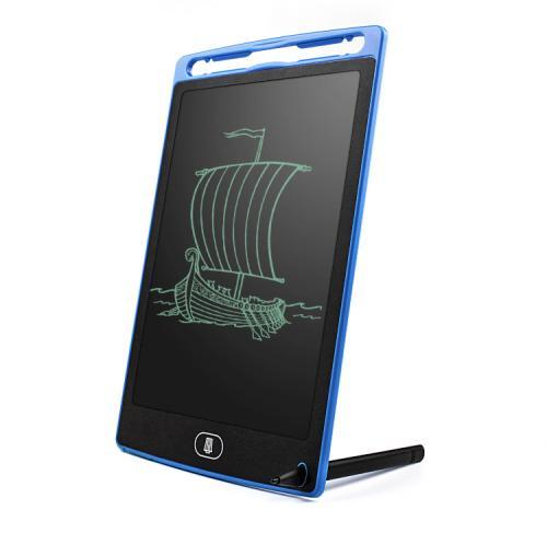 Nyhet! LCD Skrivplatta/Elektronisk rittavla. 21.59cm. Begränsad Erbjudande Pris!