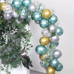 Lyxfestdecors Speciell DIY Ballongbåge. 60 delar.