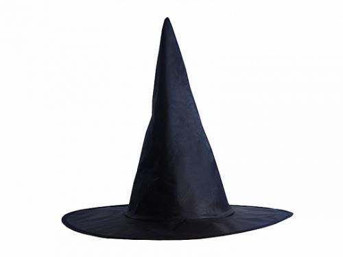 Häxa Hatt i Svart.