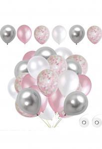Ballong Bukett Pink Princess.