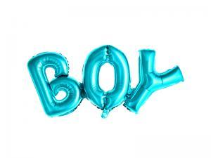 Baby Shower BOY Ballonger Folie
