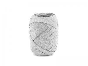 Ballongsnöre i Silver. 5mm x 10m