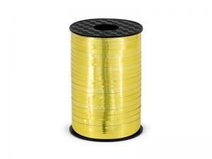 Ballongsnöre i Guld. 5mm/225m