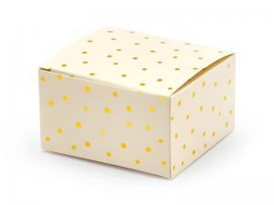 Box Light peach. 6x3.5x5.5cm. 10 styck.