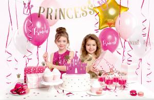 Princess - Festdekoration set.