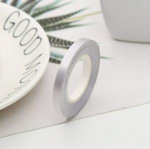 Ballongsnöre i Silver. 5mm x 10m.