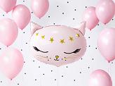 Folie Ballong Katt, 48x36cm