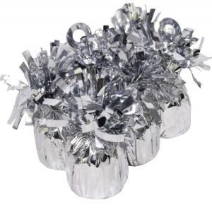 Folie Ballongvikt i Silver.