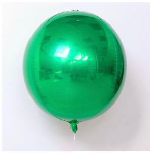 Orbz Folie Ballong i Grön. 56cm