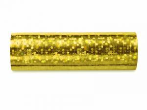 Serpentiner i Guld. 3.8m