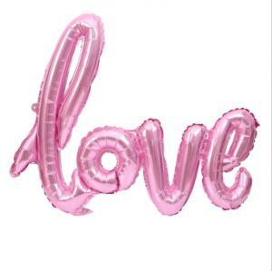 Love Folie Ballong. 1 M
