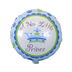 """A New Little Prince""  Krona Folieballong​"