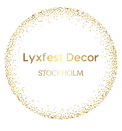 lyxfest decor