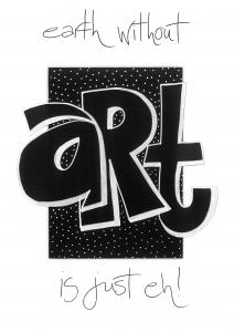 NYHET! Earth without art is just eh!