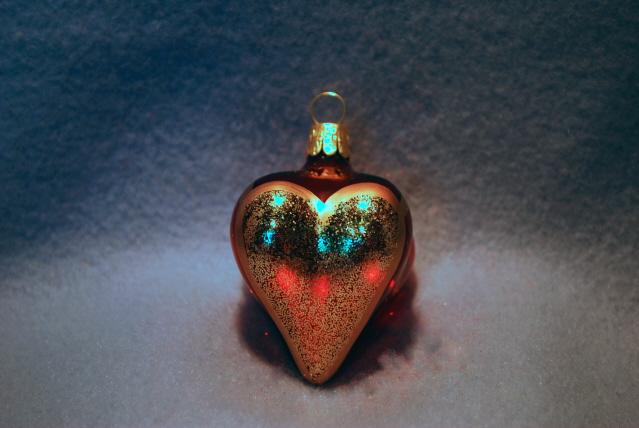 Hjärta fyrkantigt