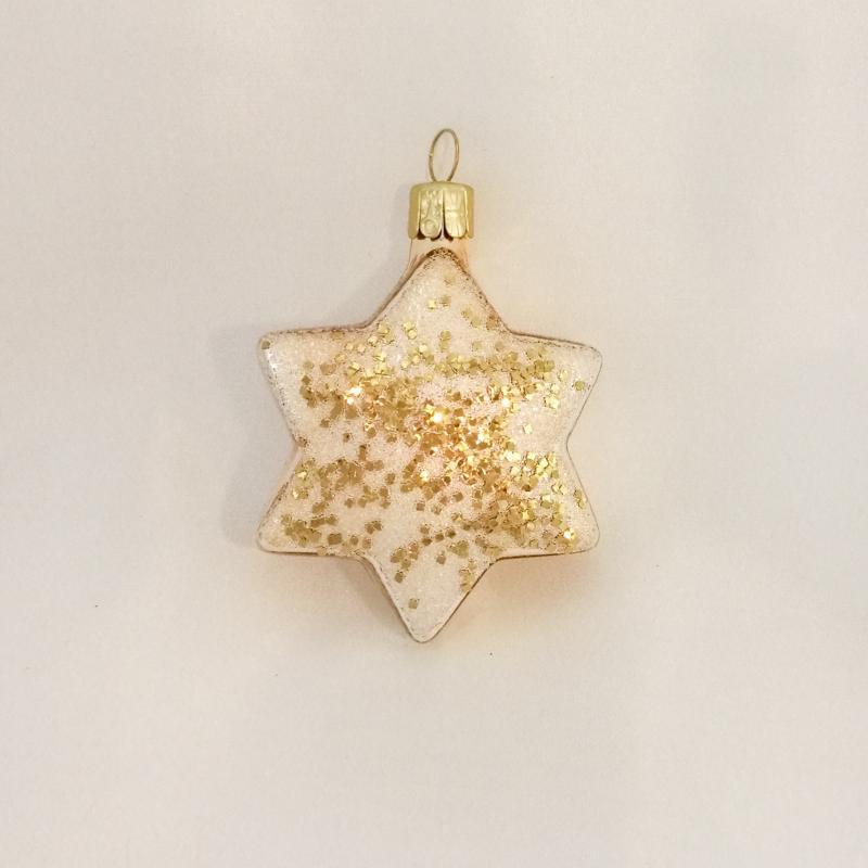 Stjärna i guld