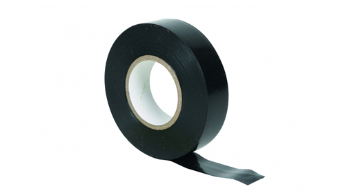 1003346 LeMark, Black PVC, 19 mm x 33 m