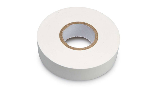 1003348 LeMark, White PVC, 19 mm x 33 m
