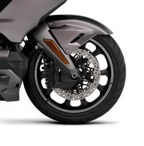 Hjul stripes - Silver