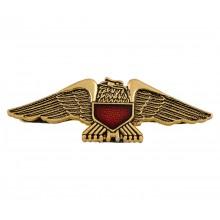 Eagle Emblem, .lite större