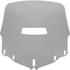 windshield clear standard GL 1800 Vent hole