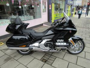 GOLDWING 1800 DCT 2018
